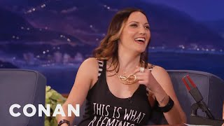 Jen Kirkman Is Fine With Dying Alone  - CONAN on TBS