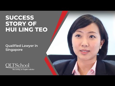 Success Story of Hui Ling Teo - QLTS School's Former Candidate
