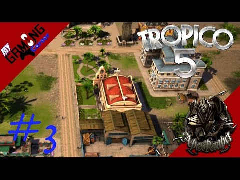 Tropico 5 Ep3 - Fixing The Trade Routes