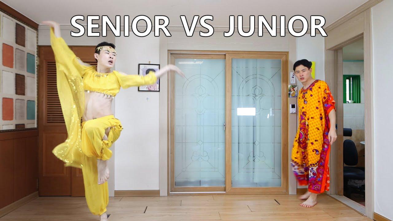 [KPOP]SENIOR IDOL vs JUNIOR IDOL with SIMILARITY (GIRL GROUP VER.)