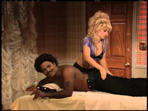 [HQ] Lando Calrissian's Amazing World of Exotic Massage - 1997 MAD TV SKIT from YouTube · Duration:  2 minutes 11 seconds