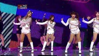 Cover images 【TVPP】T-ara - Sexy Love, 티아라 - 섹시 러브 @ 2012 KMF Live