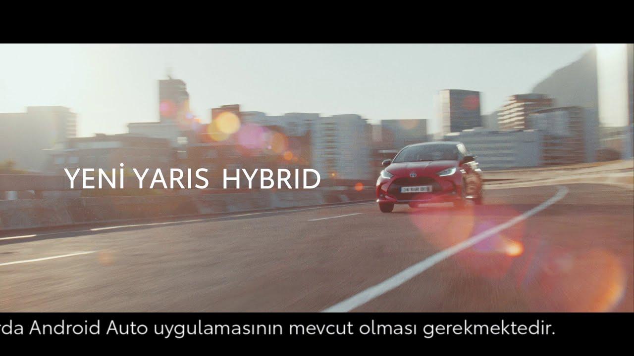 Yeni Yaris Hybrid - CarPlay
