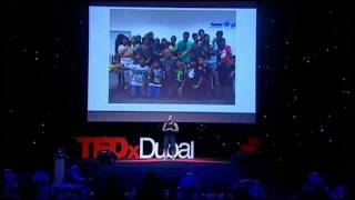 TEDxDubai 2011 | Loy Machedo | Stone of judgement