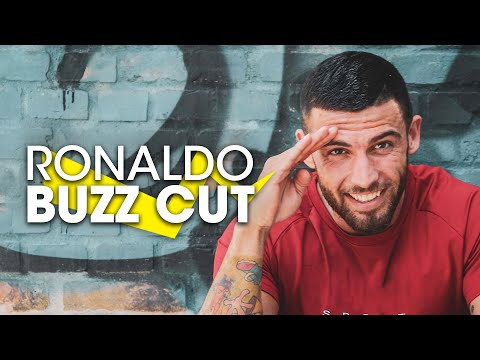Cristiano Ronaldo New Hair 2017 -  Mens Hair Buzz Cut