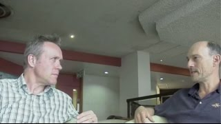 Richard Flook talks to Peter Donn from the AMT conference 2014
