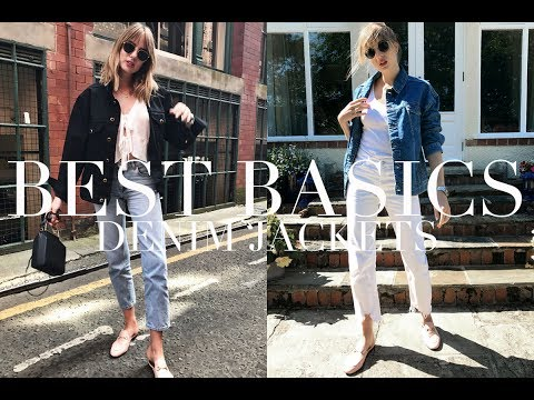 Testing Basics | Denim Jackets