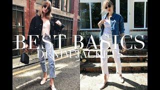 Testing Basics | Denim Jackets