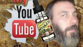"Twelve Monkeys - ""Kanzi"" eJuice Review"
