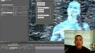 خلق صورة ثلاثية الأبعاد في بعد الآثار