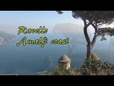 2012 ITALY AMALFI COAST MATERA PAESTUM