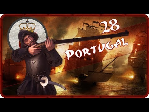 NINJA TO THE RESCUE - Portugal (Legendary) - Total War: Shogun 2 - Ep.28!