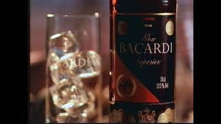 Bacardi ad 1997
