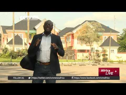 Nigeria's real estate sector suffers as luxury houses stand vacant