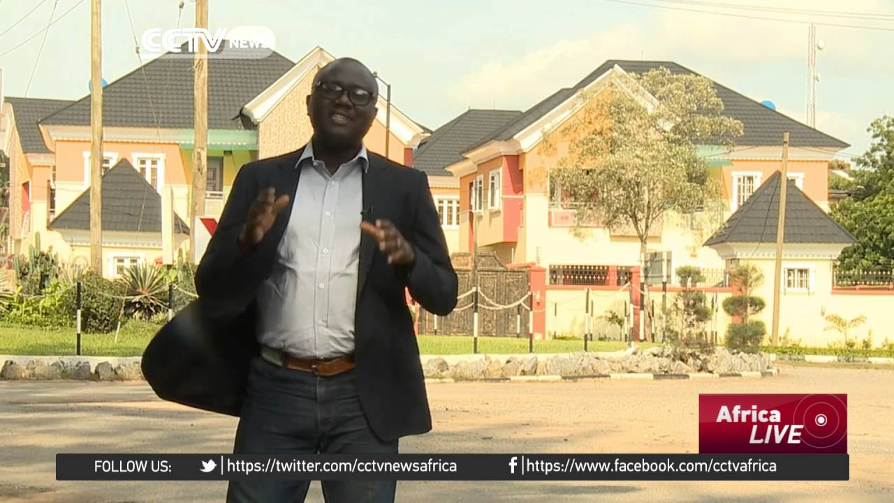 Nigeria S Real Estate Sector Suffers As Luxury Houses Stand Vacant Youtube