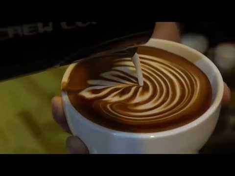 Amazing Cappuccino Latte Art Skills 2017