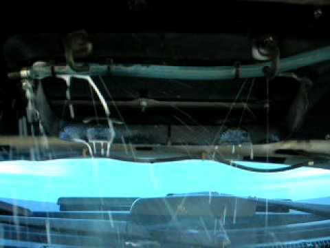 IC Water Spray Impreza GT´99   YouTube