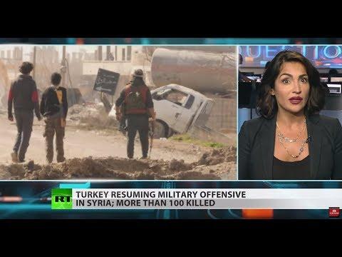 FULL SHOW: Turkey's invasion will 'rebuild' ISIS – Macron