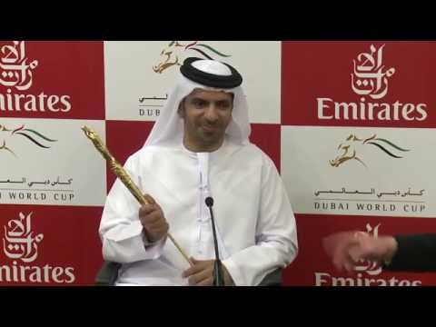 Interview with Saeed Bin Suroor Dubai World Cup winning Trainer 2014