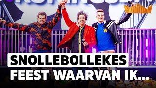 Snollebollekes - Feest Waarvan Ik Morgen Niks Meer Weet | Live op 538 Koningsdag 2019
