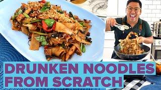 How To Make Thai Drunken Noodles At Home  Tasty