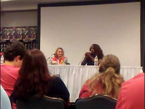 BCC  Kimberly Brooks and AJ Michalka on Breaking Gender Binaries