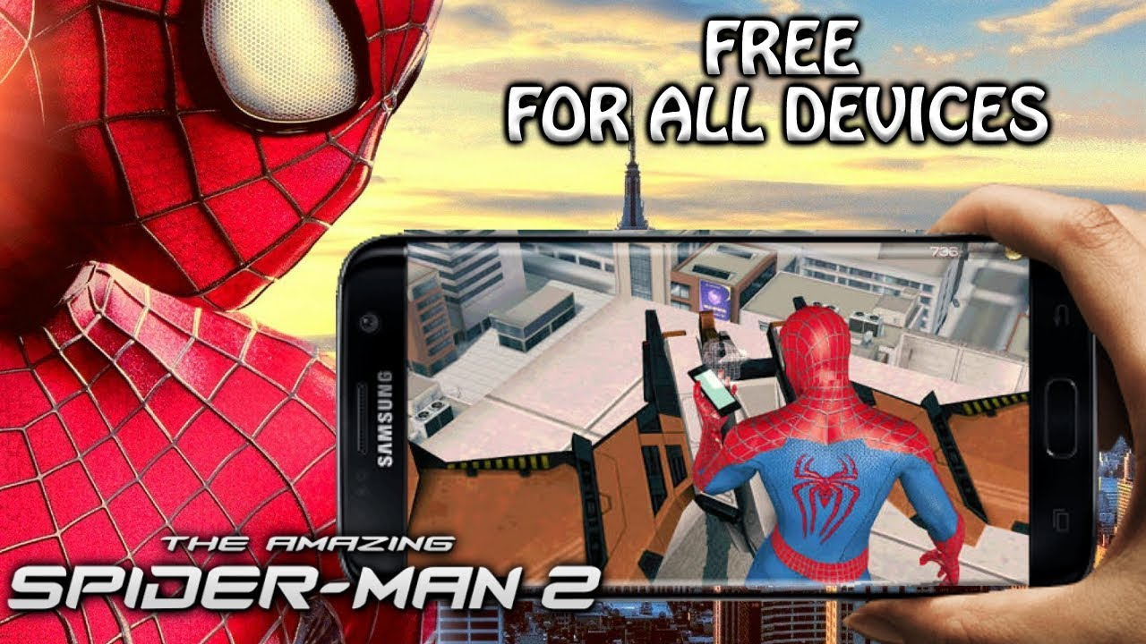 spider man 2 download game for android