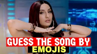 Guess The Bollywood+Hollywood Songs By EMOJIS   Bollywood+Hollywood Songs Challenges