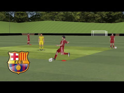 Passing FC Barcelona in the square (Part 1)