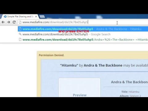How To Download Permission Denied  [Mediafire] - YouTube