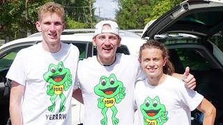 Running With The Toad: Brodey Hasty
