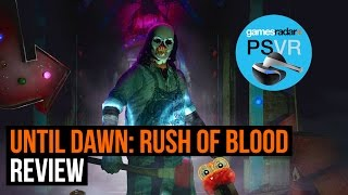 Until Dawn: Rush of Blood Review (PlayStation VR)