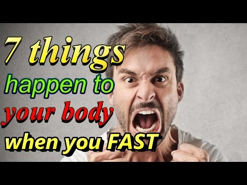 7 Benefits of Fasting