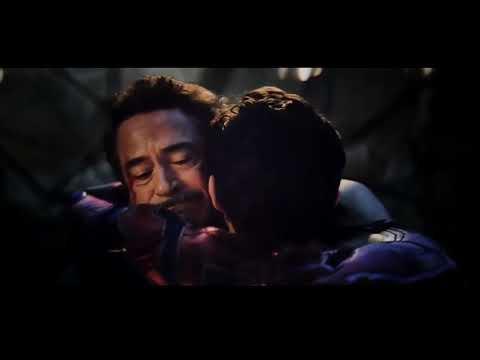 Avengers 4: Endgame - Iron Man's Death Scene [Reactions]