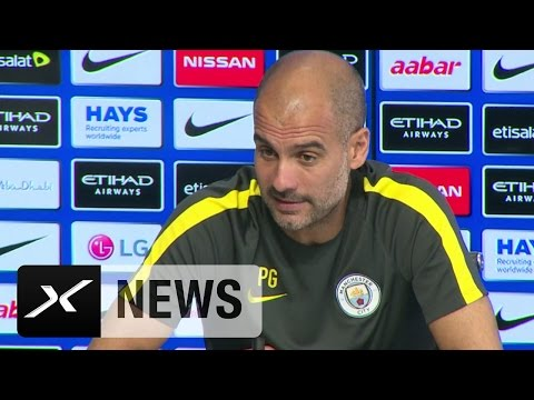 "Pep Guardiola über Aleksandar Kolarov: ""Er bringt alles mit"" | Manchester City | Premier League"