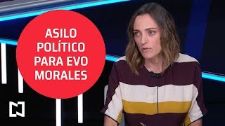 Asilo político para Evo Morales en México, ¿fue correcto? - Tercer Grado