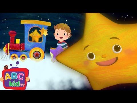 Twinkle Twinkle Little Star | Nursery Rhymes & Kids Songs - ABCkidTV