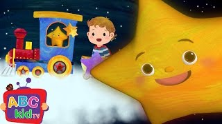 Twinkle Twinkle Little Star | Nursery Rhymes & Kids Songs - ABCkidTV