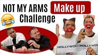 Lachflash vorprogrammiert ➡️ NOT MY ARMS CHALLENGE