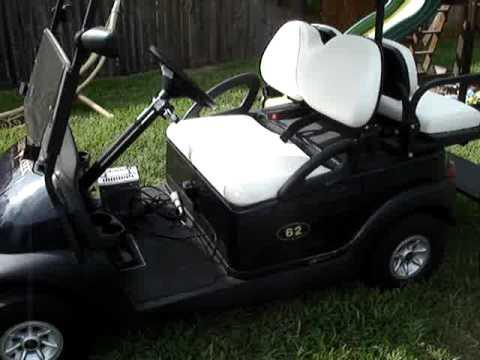 Golfcart Mpg