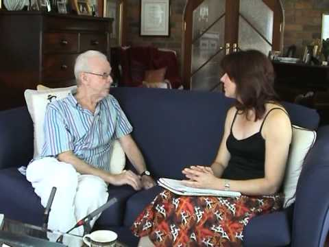 Joseph Ward OBE, Interview