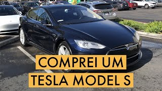 #148 :: COMPREI UM TESLA MODEL S :: ROADTRIP CALIFORNIA #tesla #roadtrip #shotiniphone #ModelS
