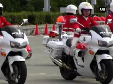 Tokyo Motorcycle Show focuses on safety