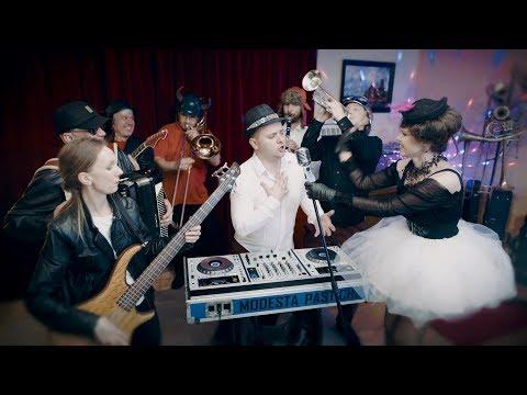 Modesta Pastiche Shalala lala ( Vengaboys cover ) official video