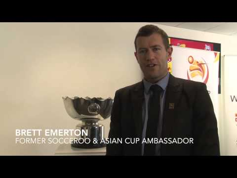 Sydney Asian Cup ambassadors sign on