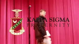Kappa Sigma CBU Fall Rush 2017