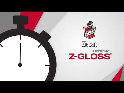 NEW! Ziebart Ceramic Z-Gloss(R) Paint Coating