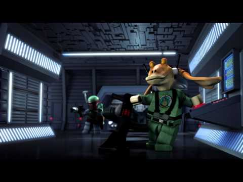 Bombad Bounty - LEGO STAR WARS - Mini Movie
