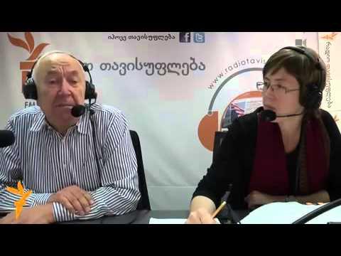 Mr Dieter Boden (ADAMI Media Prize Board Member) on Radio Free Europe