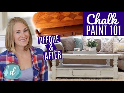 diy-farmhouse-table-❤️-best-way-to-chalk-paint-furniture!